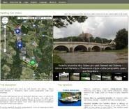 Unikátní platforma pro sdílení zážitků z cest a vytváření virtuálních průvodců. Umožňuje kombinovat 360x180 panoramatické fotografie, videa a GPS záznamy cesty v ucelenou prezentaci Vašich výletů.